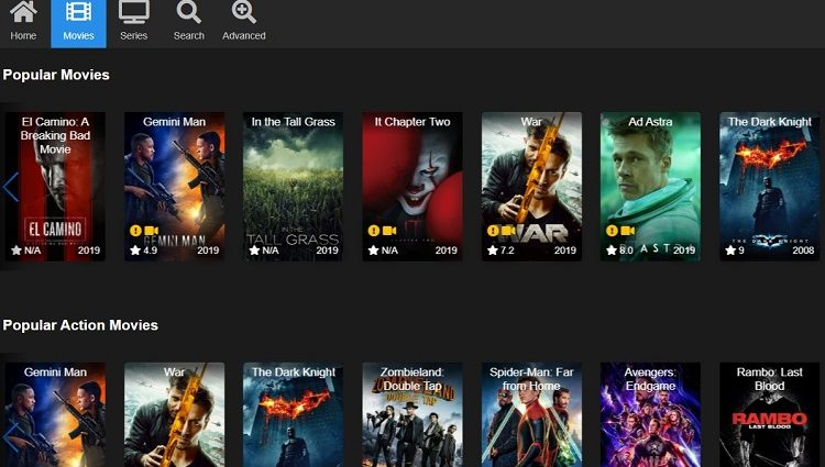 A complete review of spacemov movie site