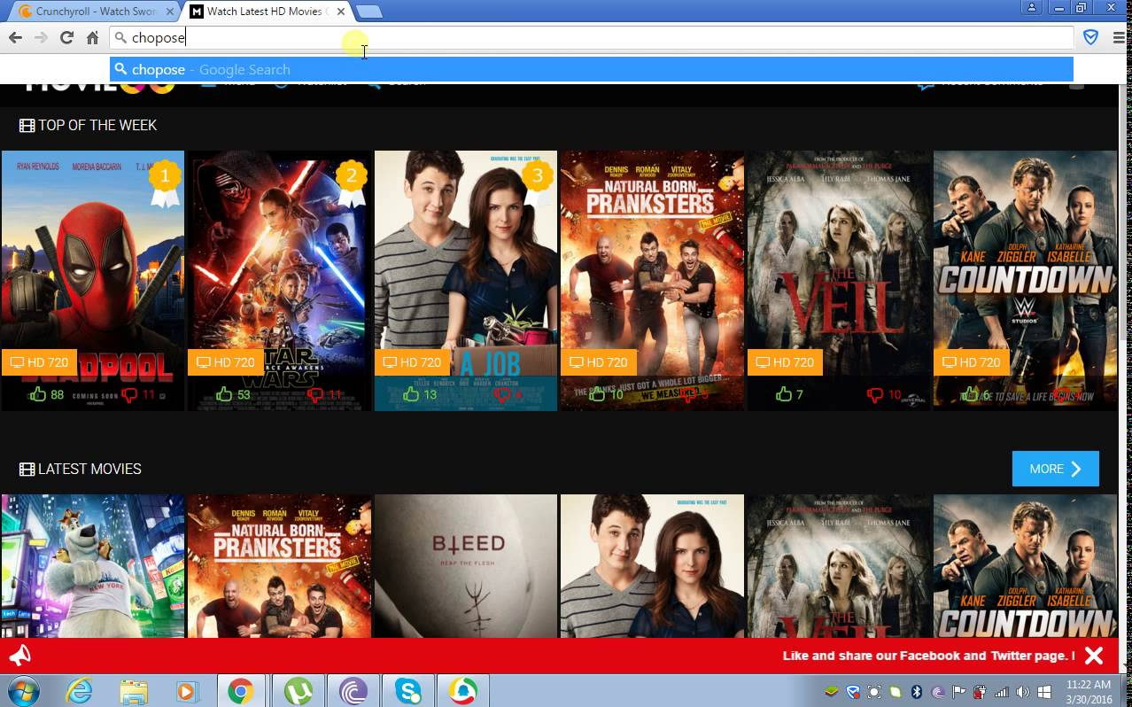 Best Movie Streaming Sites To Watch Movies Online For Free